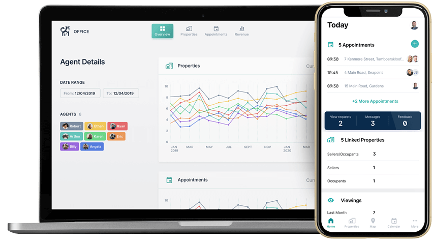 Roundr - Desktop and Mobile Apps for Real Estate Agencies & Agents